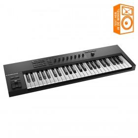 Native Instruments Komplete Kontrol A49 Midi keyboard Vooraanzicht