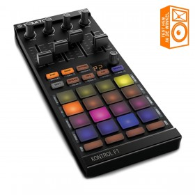 Native Instruments Traktor Kontrol F1 Pro DJ Software Controller