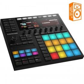 Native Instruments Maschine MK3 - Groovebox midi controller - kom voor een demo naar de winkel!