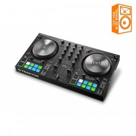 Traktor Kontrol S2 mk3 2 kanaals DJ controller - test hem uit in onze winkel in zaandam