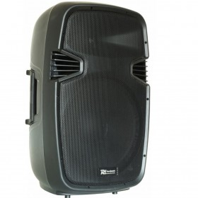 "Power Dynamics PDE-15A Actieve speaker 15"" luidspreker, voorkant"