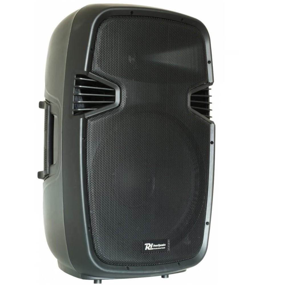"Power Dynamics PDE-15A Actieve speaker 15"" luidspreker, voorkant"