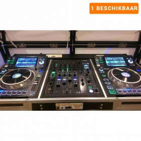 Denon DJ Prime set huren? 2x SC5000 1x X1800 huur je voordelig