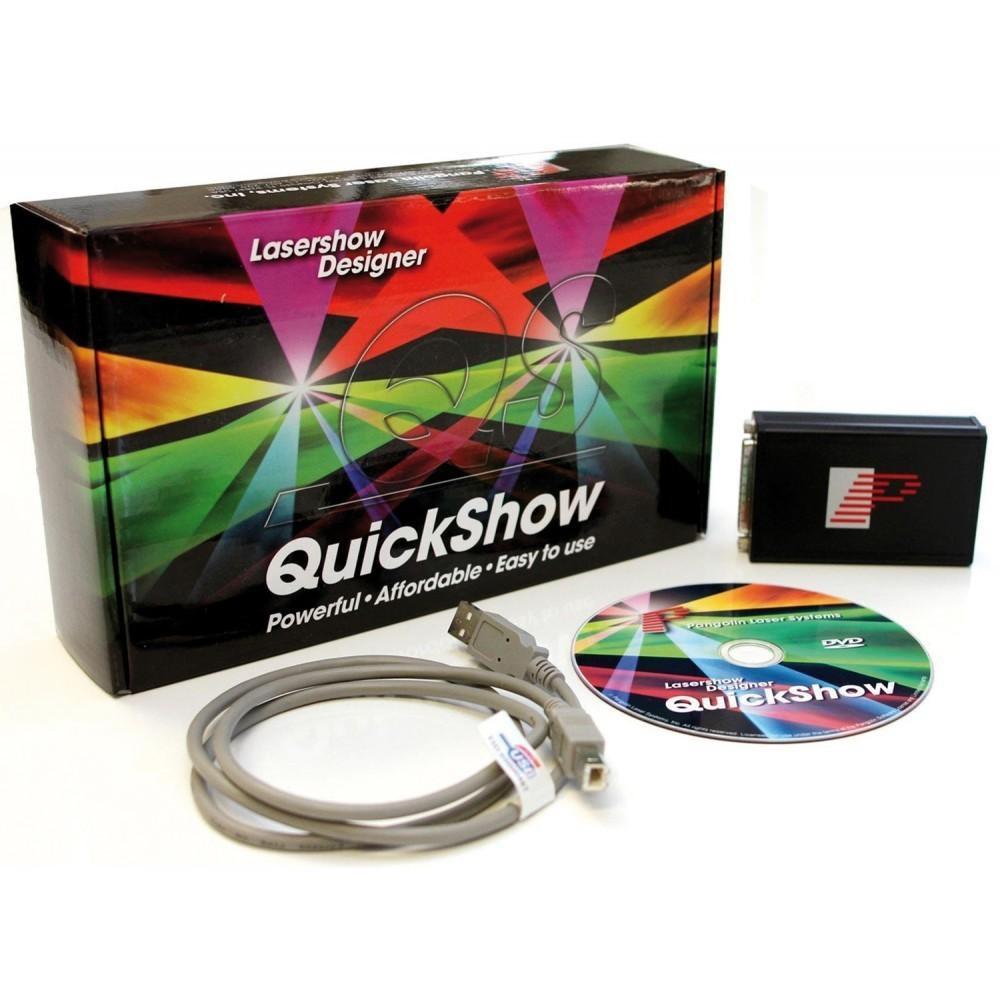 Pangolin Quickshow / Flashback 3 - Pro Ilda Software