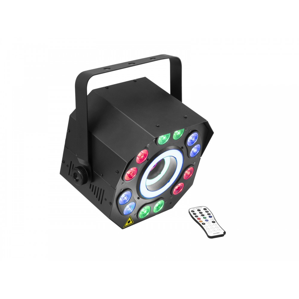 EUROLITE LED FE-2500 Hypno Hybrid Laser effect met RI afstandsbediening