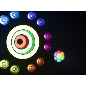 EUROLITE LED FE-2500 Hypno Hybrid Laser effect 1