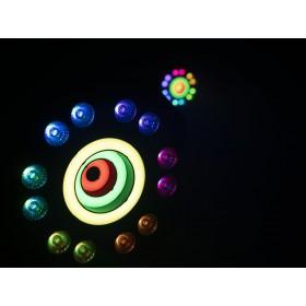 EUROLITE LED FE-2500 Hypno Hybrid Laser effect 3