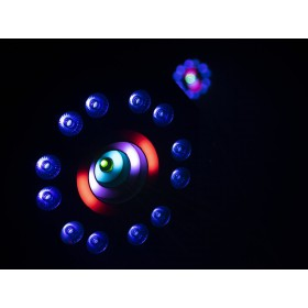 EUROLITE LED FE-2500 Hypno Hybrid Laser effect 4