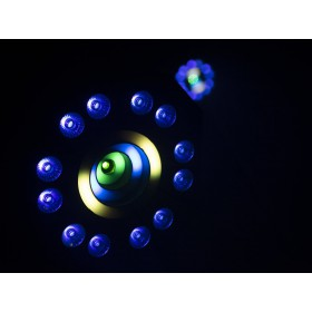 EUROLITE LED FE-2500 Hypno Hybrid Laser effect 6