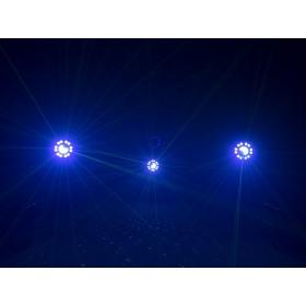 EUROLITE LED FE-2500 Hypno Hybrid Laser effect 7