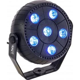 Party Light & Sound TRIFX - Set van 3 Mini LED Licht effecten - led par