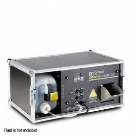 Cameo INSTANT HAZER 1500 T PRO - 1500 Watt Professionele Hazer met vloeistof kan