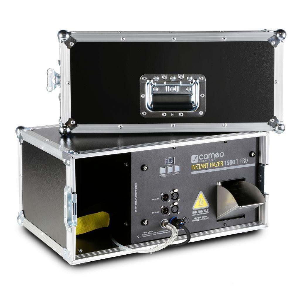 Cameo INSTANT HAZER 1500 T PRO - 1500 Watt Professionele Hazer in case