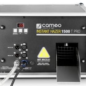 aansluitingen en uitvoer mond Cameo INSTANT HAZER 1500 T PRO - 1500 Watt Professionele Hazer