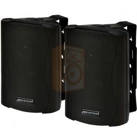 JB Systems K30 - Speakerbox set 40W RMS (2 stuks) Zwart
