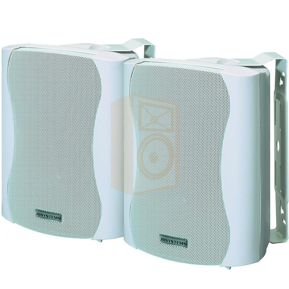 JB Systems K30 - Speakerbox set 40W RMS (2 stuks) Wit