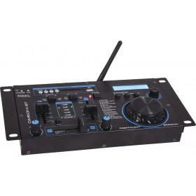 Ibiza Sound DJM160FX-BT 2-Kanaals megpaneel met 16 DSP effecten