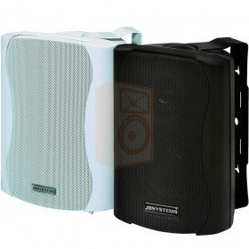 JB Systems K30 - Speakerbox set 40W RMS (2 stuks) Zwart of Wit