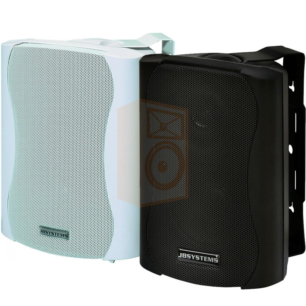 JB Systems K30 - Speakerbox set 40W RMS (2 stuks) Zwart of Wit