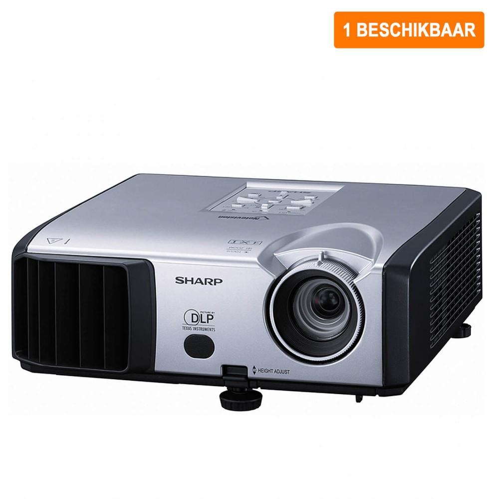 Verhuur SD DLP Beamer 768p VGA 2,600 Lux