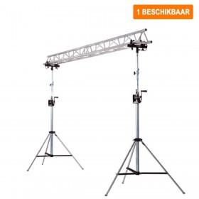 Verhuur Trust Set 6m breed en max. 3m hoog huren