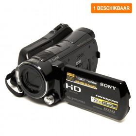 Verhuur - Sony HDR-SR12E - Full HD Camcorder met 120 GB HDD huren