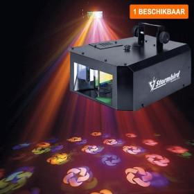 Verhuur - Stormbird - prachtig licht effect met prisma