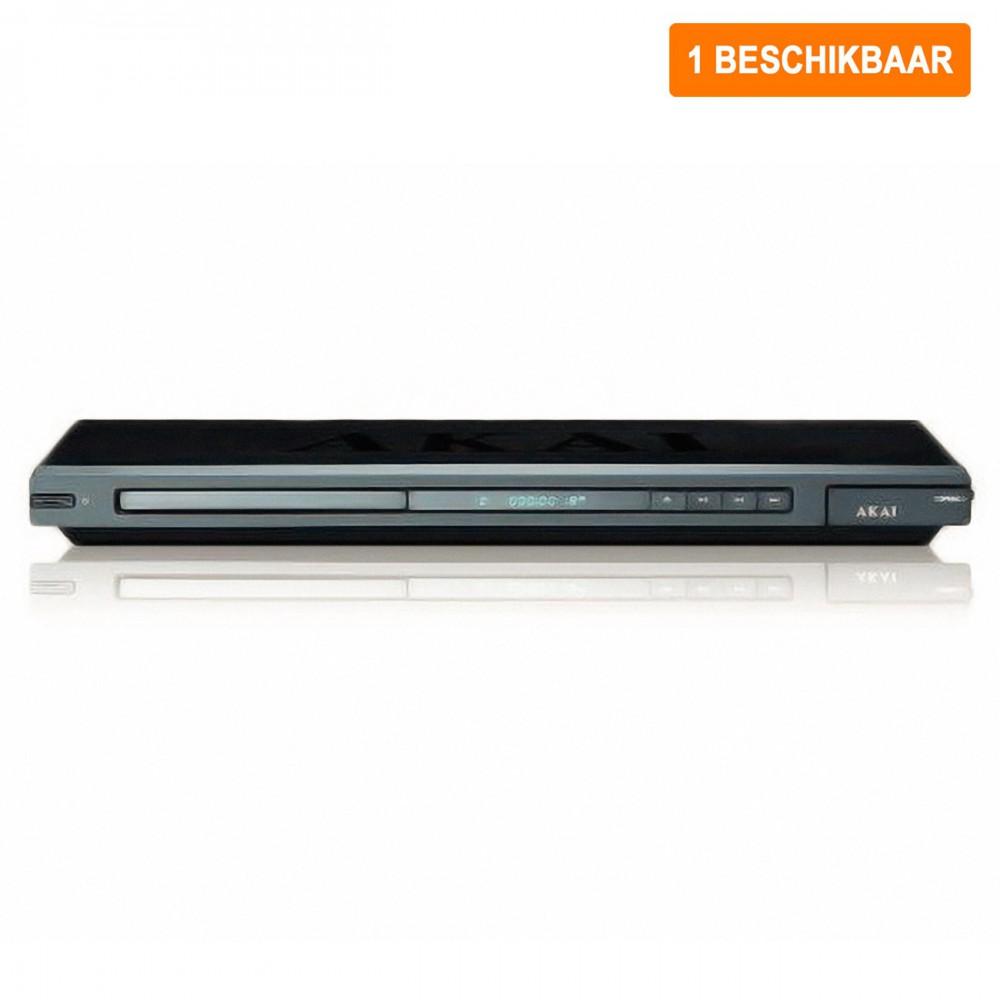 Verhuur - AKAI DVD-speler - met HDMI, USB-poort en Kaartlezer huren