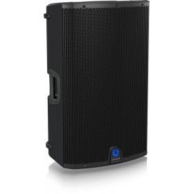 "Turbosound IQ15 - 2500 Watt 2 Way 15"" Powered speaker voorkant links"