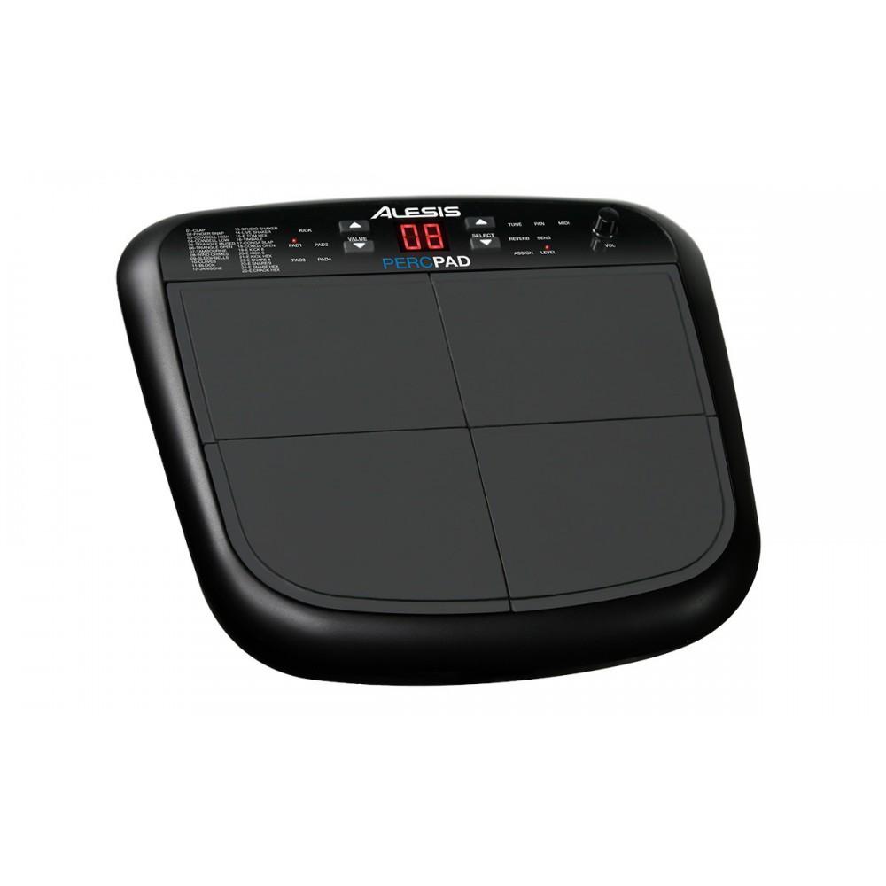 Alesis PercPad - Compact percussie instrument - dj-verkoop hoofdafbeelding