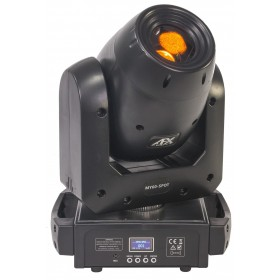 AFX Light MY60-SPOT - 60W led spot moving head met prisma - Voorkant