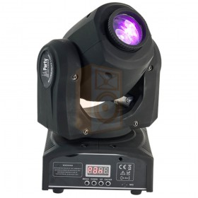 PARTY Spot 7 10W LED Moving Head - voorkant