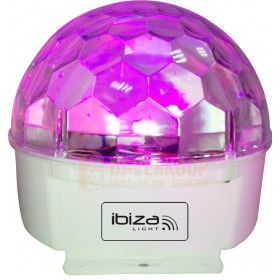 Ibiza Light ASTRO-9C-RC - 9-Kleurige Astro (RGBWAGPOP) LED Licht Effect voorkant