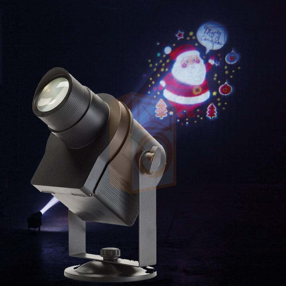Contest Artist10W Gobo Projector met extra gobos voor elke gelegenheid - overzicht
