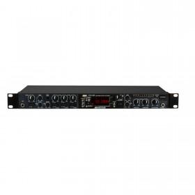 JB Systems PM4.2 MEDIAMIX Alles in één mediaspeler usb, fm radio, cd speler display voorkant bediening