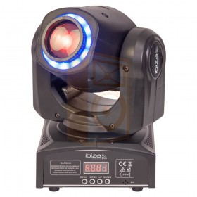 Ibiza Light  MHSPOT30 FX - Led moving head met dmx besturing