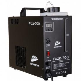 JB Systems Faze-700 Compacte fazer inclusief controller - achterkant en aansluitingen
