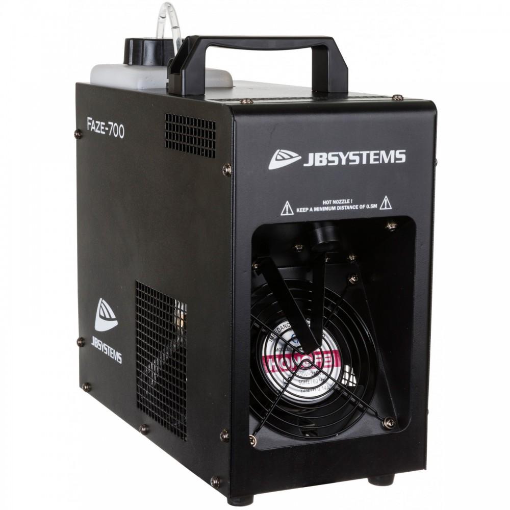 JB Systems Faze-700 Compacte fazer inclusief controller - Zijkant