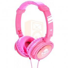 iDance JOCKEY510 - Roze Hoofdtelefoon met microfoon