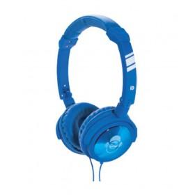 iDance JOCKEY210 - Blauwe Hoofdtelefoon met microfoon