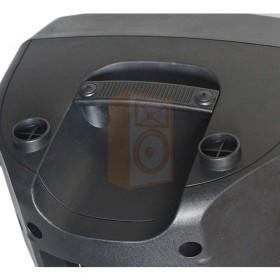 BST PO15A-BT Active abs speaker - handvat aan de bovenkant