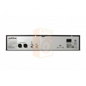 Numark MP103USB achter aanzicht en aansluitingen