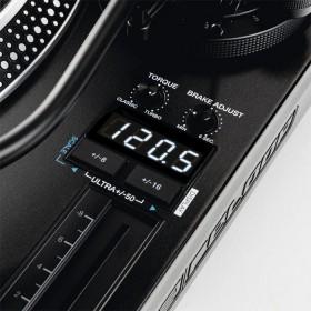 Reloop RP-8000 MK2 digitale direct drive draaitafel display