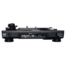 Reloop RP-8000 MK2 digitale direct drive draaitafel bediening achterkant aansluitingen