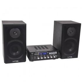 LTC Karaoke-Star4 MKII - All-In-1 Karaoke set met USB en Bluetooth