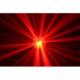 BeamZ Mini Star Ball Sound RGBAW LED 6x3W effect 4