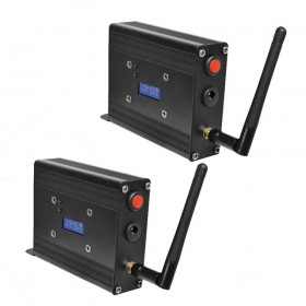 AFX Light Wireless DMX Transmission System (Set van 2)