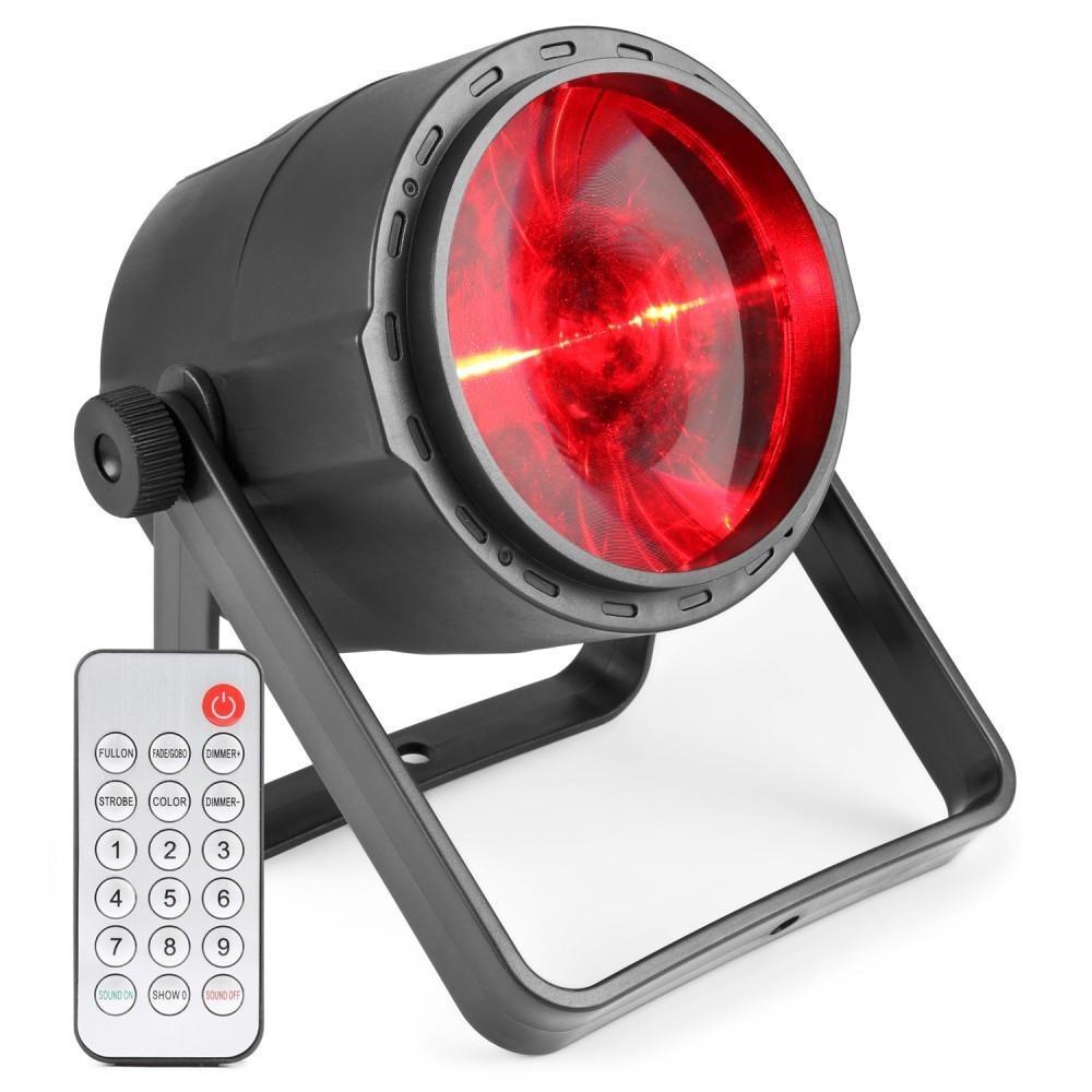 BeamZ PLS30 - 10W RGBW LED Spot met ingebouwde accu