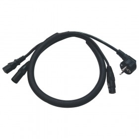 ADJ - AC-COM-A/10 Combi cable Audio+