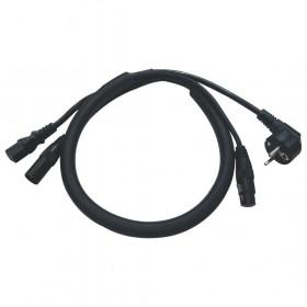 ADJ - AC-COM-A/20 Combi cable Audio+